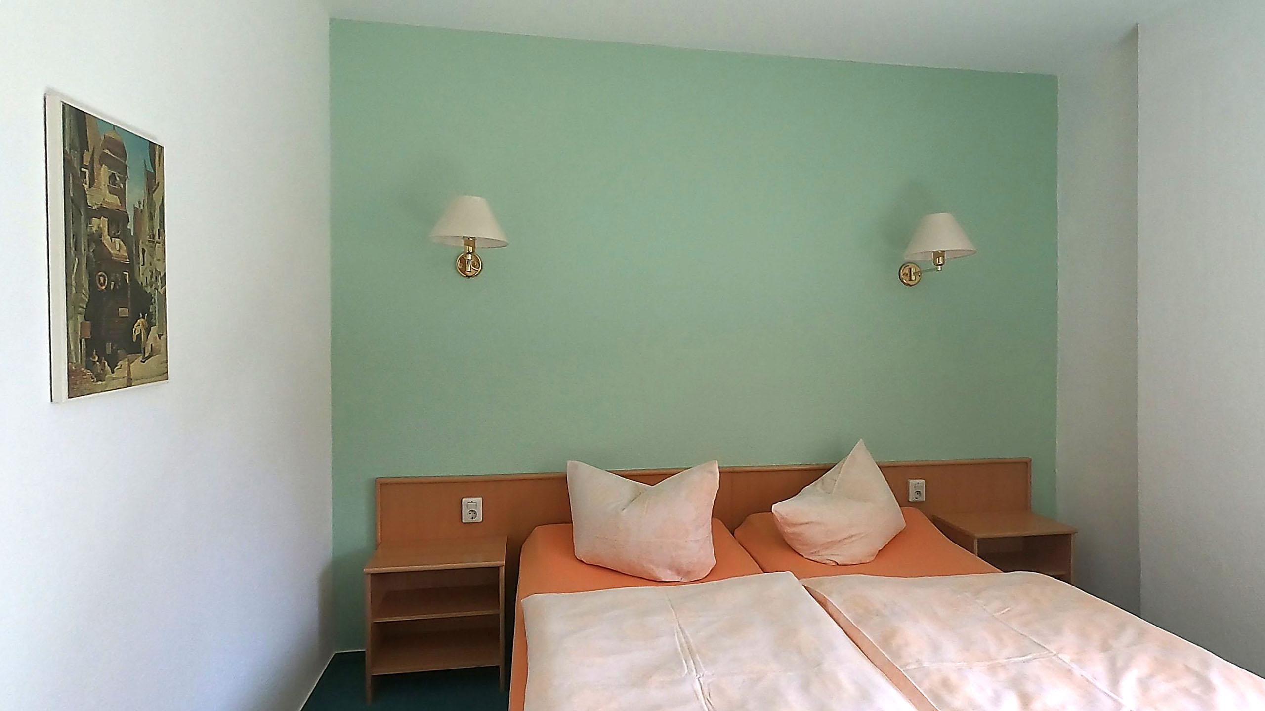 Streuberg Pension Doppelzimmer