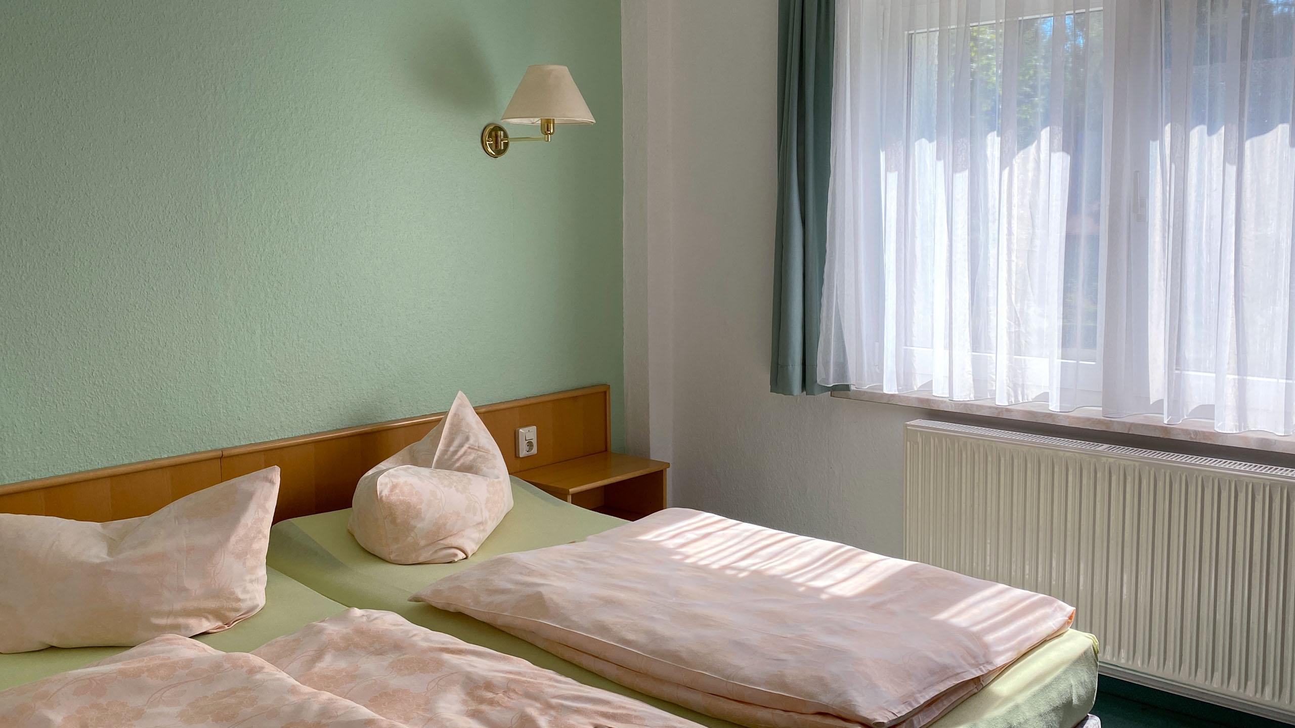 Streuberg Gaststätte und Pension Einzeltimmer